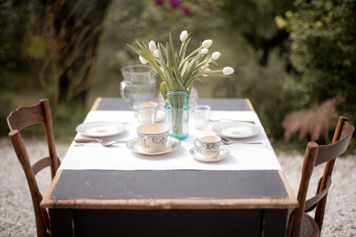 Tavolo della colazione   Le Molina B&B